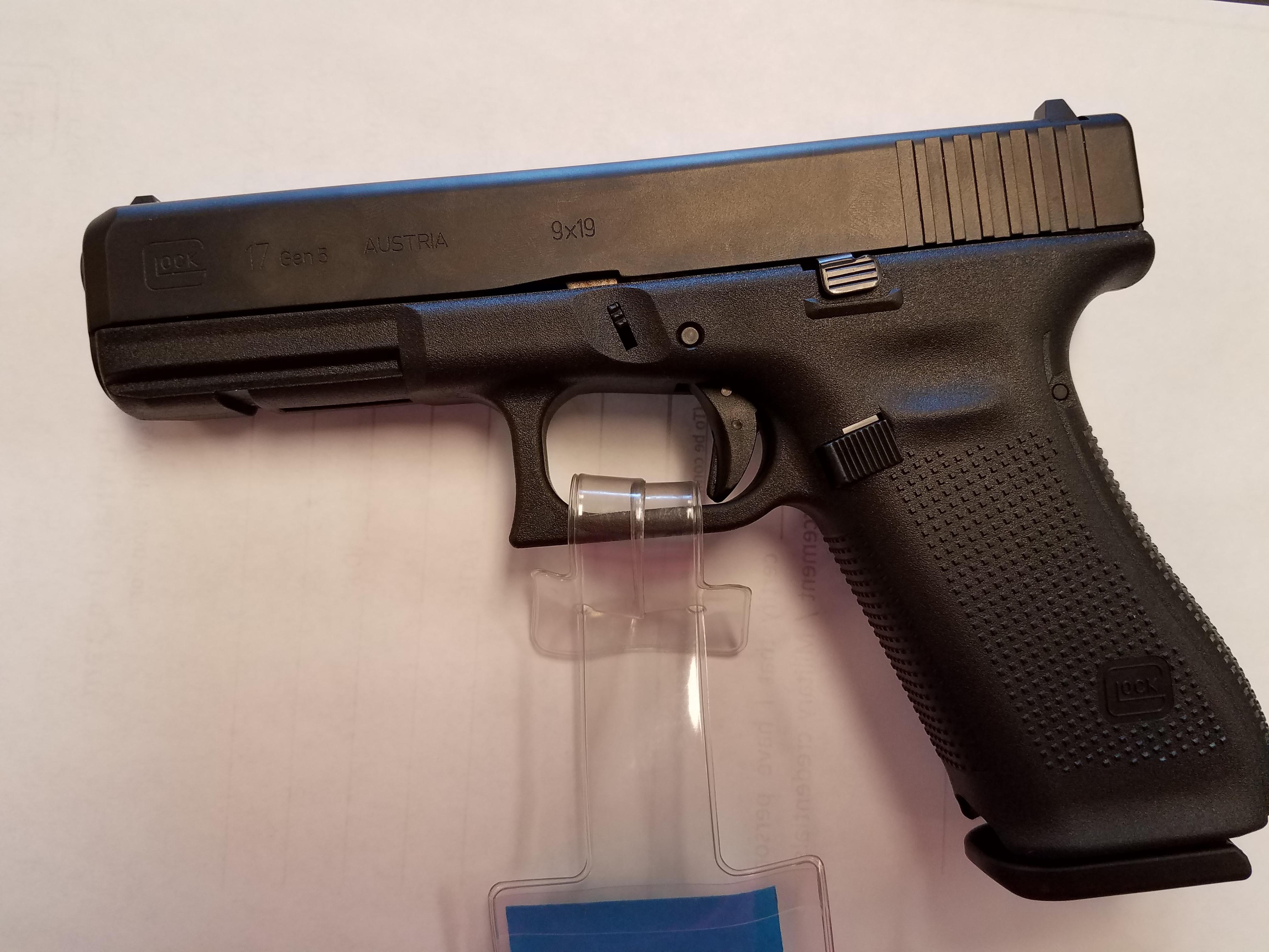 Glock 17 Gen 5!