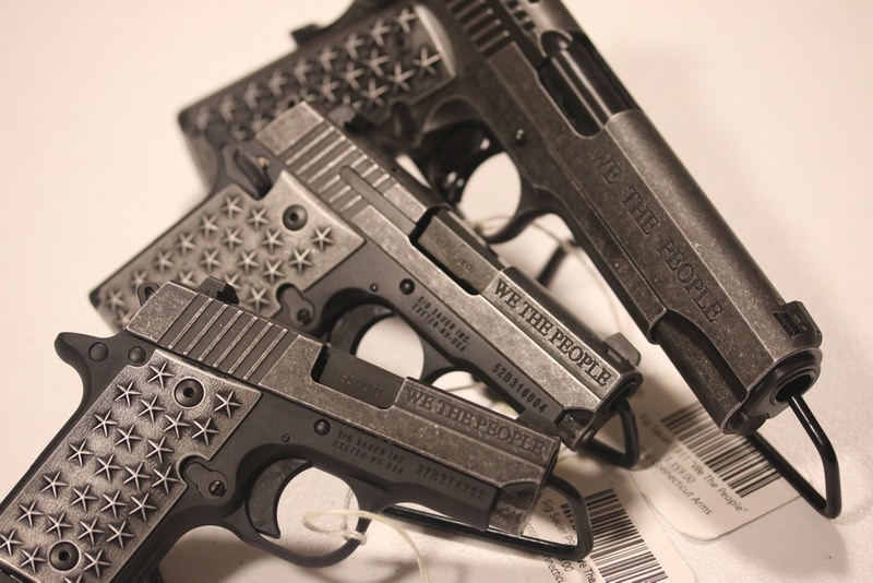 "Sig Sauer ""We The People"""